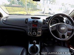 Kia Cerato Forte 1.6M EX (COE till 09/2029)