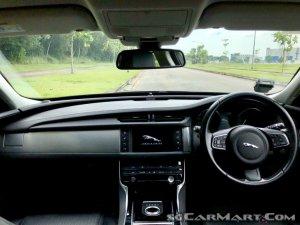 Jaguar XF 2.0A Prestige