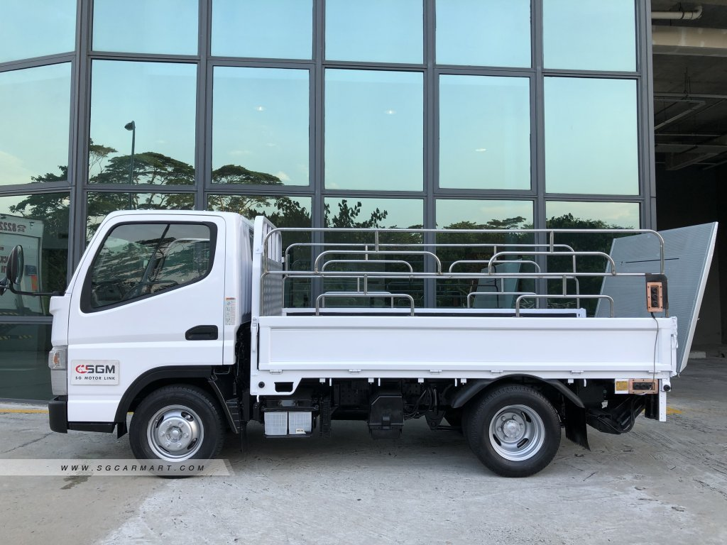 Mitsubishi Fuso Canter FEA01 for Sale by SG Motor Link