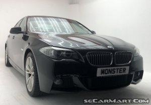 BMW 5 Series 523i (New 10-yr COE)