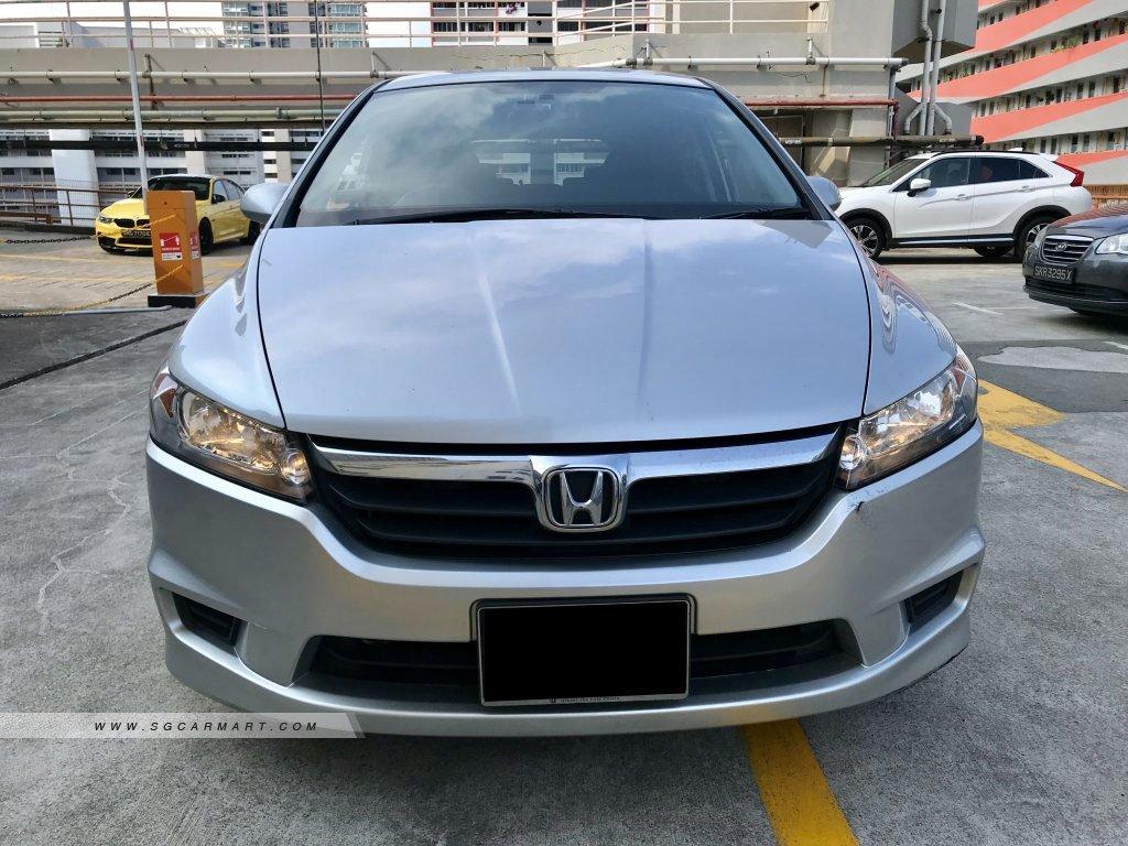 Honda Stream 1.8A (COE till 11/2021)