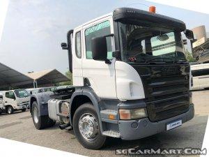 Scania P340 (New 10-yr COE)