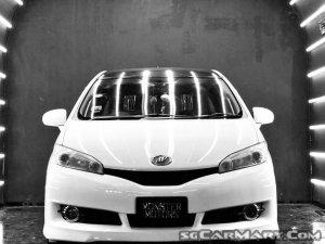 Toyota Wish 1.8A X (COE till 10/2029)