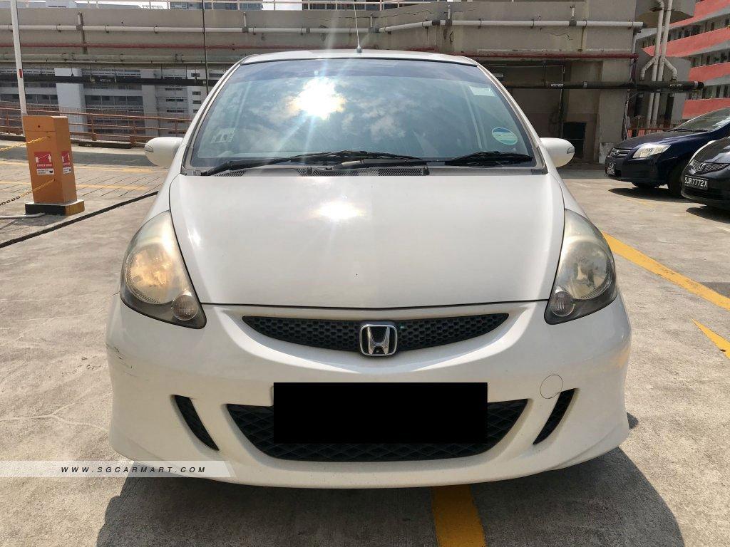 Honda Jazz 1.3A (COE till 07/2022)