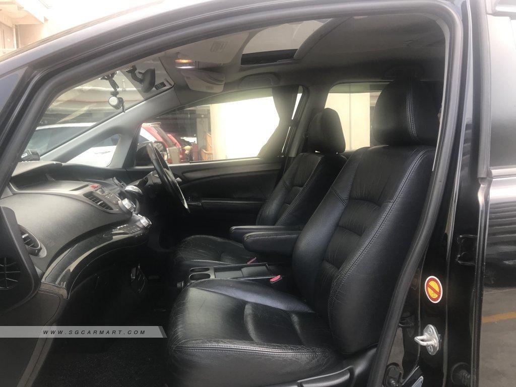 Honda Odyssey 2.4A (COE till 06/2026)