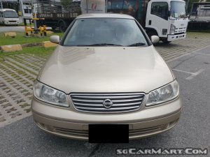 Nissan Sunny 1.6A EX (COE till 05/2021)