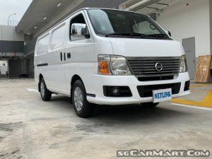 Nissan Urvan (COE till 04/2024)