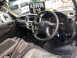 Nissan Urvan (COE till 06/2024)