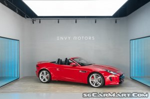 Jaguar F-Type 3.0SC S ST2 Convertible
