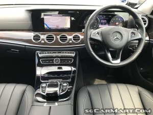 Used Mercedes Benz E200 Car For Sale In Singapore Leco
