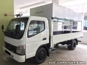 Mitsubishi Fuso Canter FE83 for Sale by Net Link Partners
