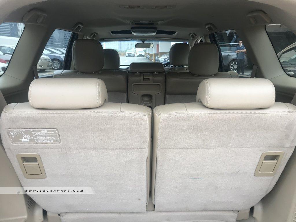 Honda Odyssey 2.4A Sunroof (New 10-yr COE)
