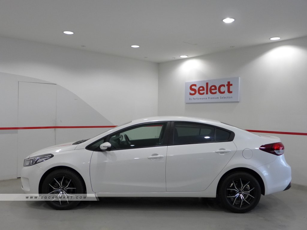 Used 2018 Kia Cerato K3 1 6a For Sale Expired Sgcarmart