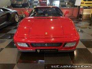 Ferrari 348 TS (New 10-yr COE)