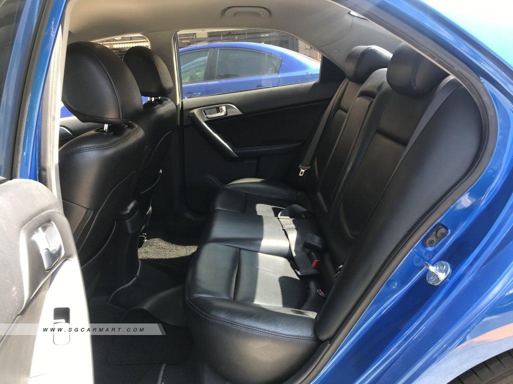 Kia Cerato Forte 1.6A EX (New 5-yr COE)