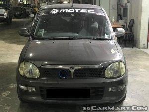 Perodua Kelisa 1.0A EZ (COE till 05/2023)