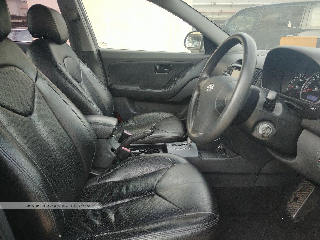 Hyundai Avante 1.6A S (COE till 07/2024)