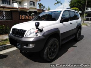 Used Toyota Prado 4 0a Tz Coe Till 03 2029 Car For Sale In