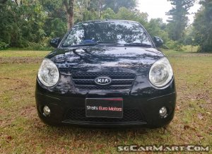 Used Kia Picanto 1 1A (OPC) (New 5-yr COE) Car for Sale In Singapore