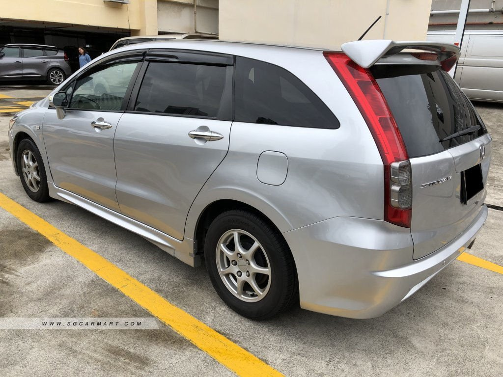 Honda Stream 1.8A X (New 10-yr COE)