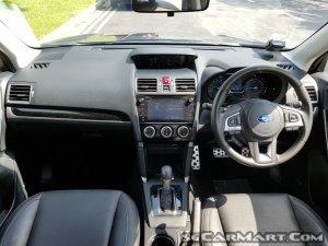Subaru Forester 2.0XT Sunroof