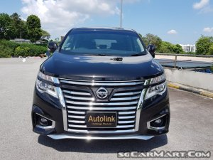 Used Nissan Elgrand Car for Sale in Singapore, Autolink Holdings Pte