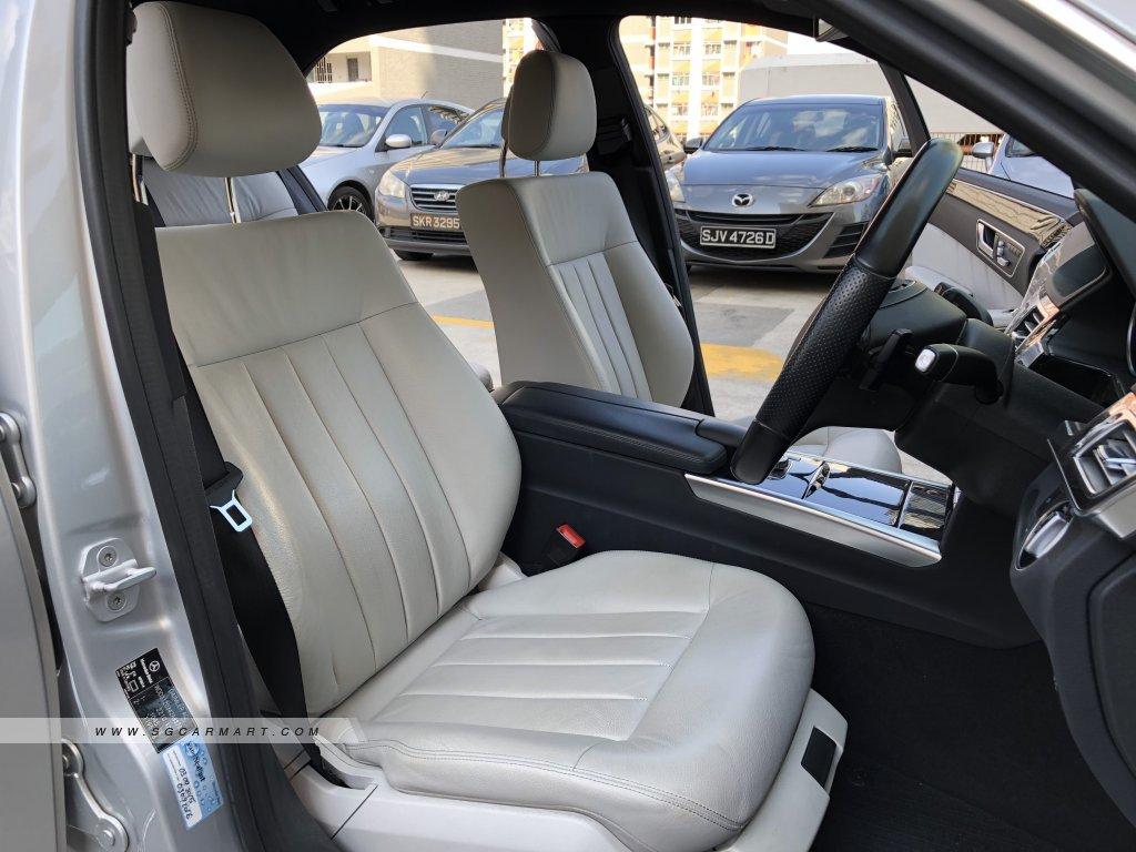 Mercedes-Benz E-Class E200