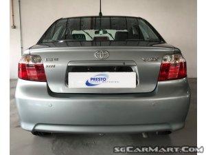 Toyota Vios 1.5A E (COE till 06/2021)