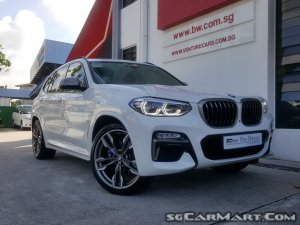 Used Bmw M Series X3 M40i Car Used Cars Vehicles Singapore
