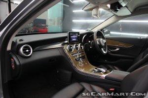 Mercedes-Benz C-Class C180 Exclusive