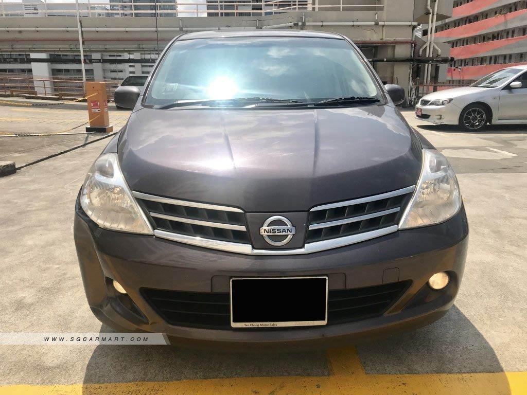 Nissan Latio 1.5A Sports Premium