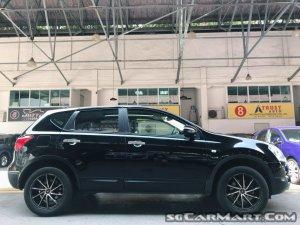 Nissan Qashqai 2.0A Premium (New 10-yr COE)