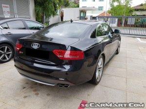Audi S5 Coupe 4.2A FSI Quattro (COE till 03/2029)