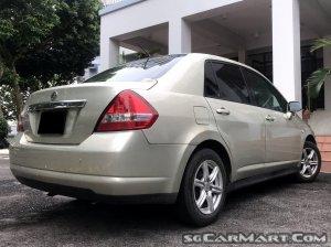 Nissan Latio 1.5A (COE till 04/2021)