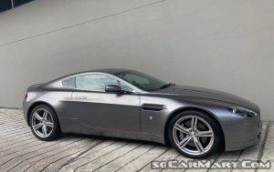 Aston Martin V8 Vantage Coupe 4.7A (New 10-yr COE)