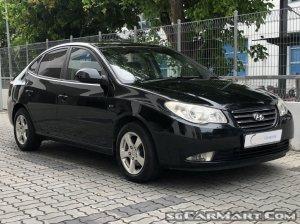 Hyundai Avante 1.6A (New 5-yr COE)