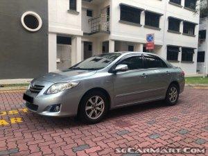 Toyota Corolla Altis 1.6A (COE till 06/2023)