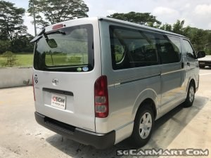 Used Toyota Hiace Car For Sale In Singapore Sg Motor Link