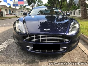 Aston Martin Rapide 6.0A