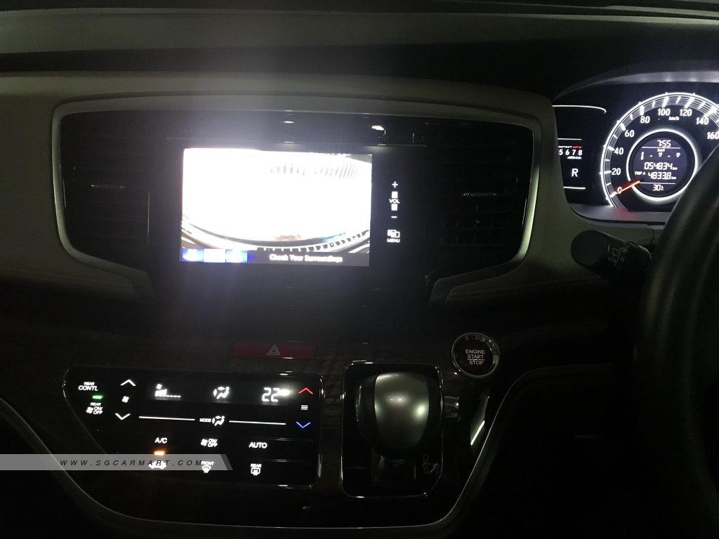 Honda Odyssey 2.4A EX-S