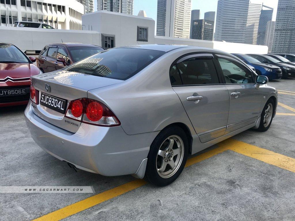 Honda Civic 1.6A VTi (COE till 11/2022)