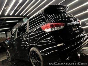 Toyota Wish 1.8A X (New 5-yr COE)