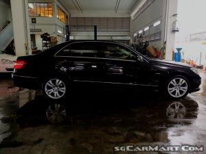 Mercedes-Benz E-Class E200 CGI (New 10-yr COE)