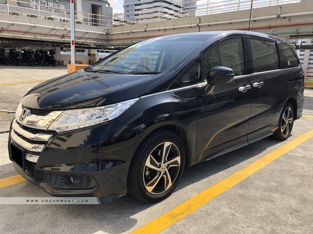 Honda Odyssey 2.4A EXV-S Sunroof