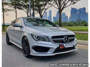 Mercedes-Benz CLA-Class CLA45 AMG 4MATIC Shooting Brake