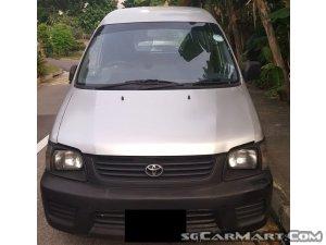 Toyota Liteace 2.2A (COE till 05/2023)