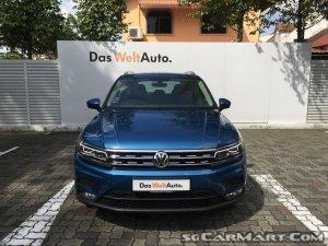 Volkswagen Tiguan 1.4A TSI Comfortline EQP