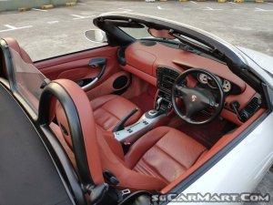 Porsche Boxster S 3.2A Tip (New 10-yr COE)