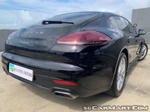 Porsche Panamera Diesel 3.0A Tip