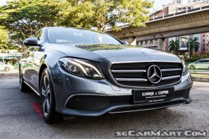 Used Mercedes Benz E Class E200 Se Car For Sale In Singapore Cars
